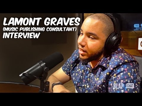 Episode 78 - Interview with Lamont Gravez (Music Publishing Consultant) | Illmind BLAPCHAT