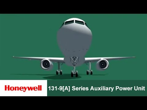 131-9[A] Series Auxiliary Power Unit | Aviation | Honeywell