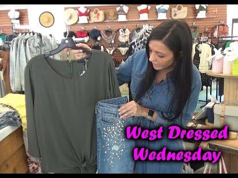 Marina District TV: West Dressed Wednesday 3- 21- 18