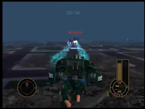 Mechassault 1 - Team Destruction on River City 4v4 Online Multiplayer  system link
