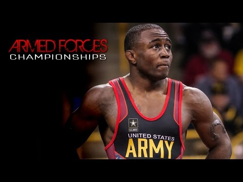 2017 Armed Forces Freestyle Championships (Mat 1)