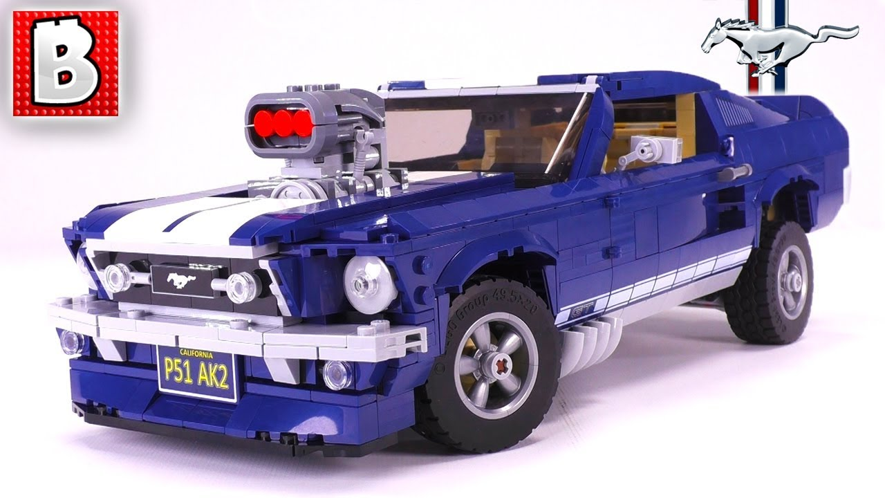 Lego Creator Expert 10265 Ford Mustang Review 1967 Gt Model