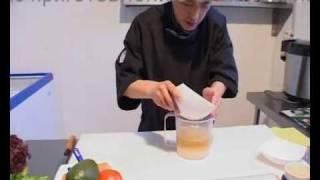 Приготовление заправки для риса