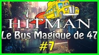le bus magique de 47 d   hitman absolution 7