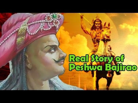 Peshwa Bajirao | Biography | Real Story of The Great Maratha