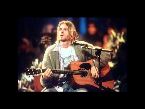 Nirvana - Unplugged Plateau (Lyrics)