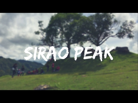 A Day Trek of First Times to Sirao Peak via Budlaan-Malubog | VLOG 35 thumbnail