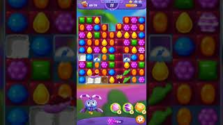 Candy Crush FRIENDS Saga level 198 no boosters