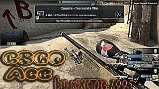 ★ Counter:Strike Global Offernsive ★ Ace With Awp By ~`x