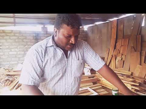 How to apply wood window frame primer apply ✓ | Tamil Painting Tutorial | Alexin Kaivannangal