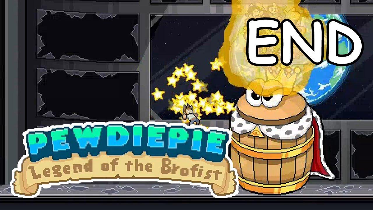 pewdiepie legend of the brofist mobile free download