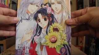 Manga Collection: The Story of Saiunkoku