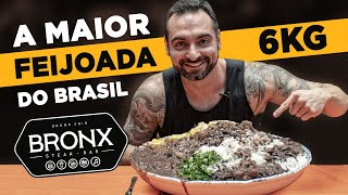A MAIOR FEIJOADA DO BRASIL!!! 6kg!!!