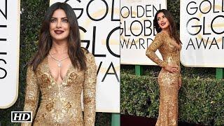 Sexy Priyanka Chopra slays at Golden Globes 2017   Watch Video