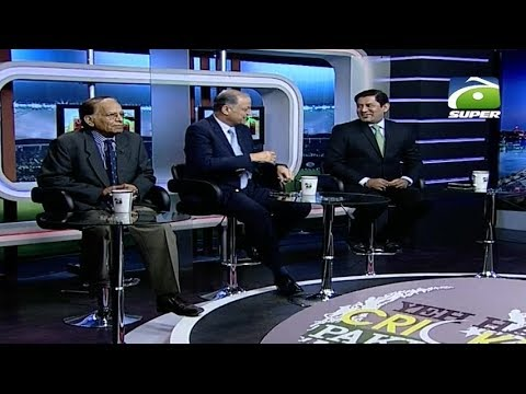 Yeh Hai Cricket Pakistan - 04 May 2018 Part 01 | GEO SUPER