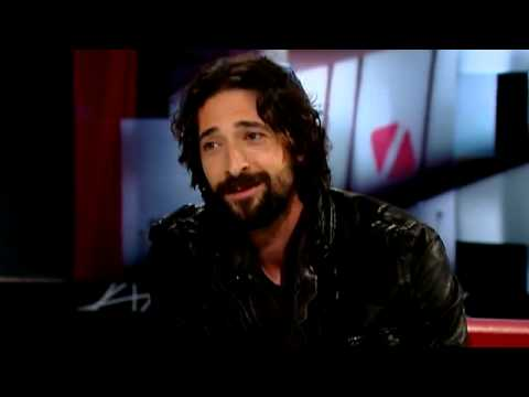 Adrien Brody on The Hour with George Stroumboulopoulos