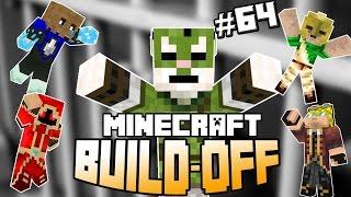 Minecraft Build Off #64 - GEVANGENIS!