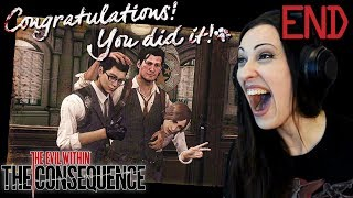 The Evil Within DLC The Consequence Secret Ending - Mind Blowing