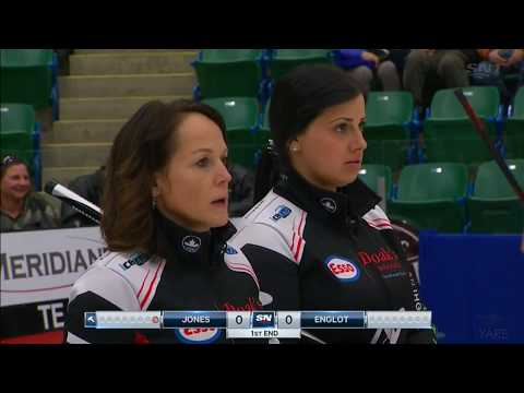 2018-01-20: Pinty's Grand Slam of Curling Meridian Canadian Open Semi Finals