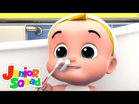 This Is The Way | Nursery Rhymes | Baby Songs | Children Rhyme