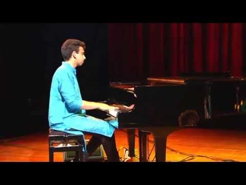 Utsav Lal - Masterly Performance Of Raga Shuddh Sarang On Piano, Sandip Bhattacharya On Tabla