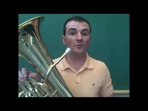 Baritone Horn - Assembling & Holding