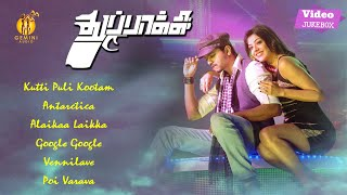 Thuppakki | Tamil Video Songs | Jukebox