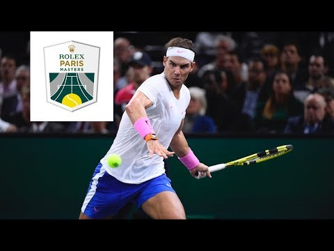 Preview : Stan Wawrinka Vs Rafael Nadal | Rolex Paris Masters 2019