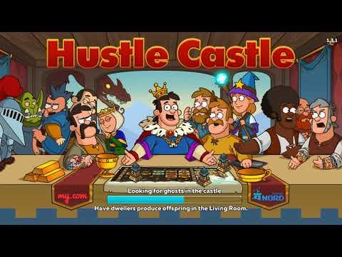 Hustle Castle - Dark Portal/Diamond Farming Guide.