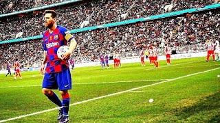 Lionel Messi - King Of Barcelona - The Movie 2020 HD