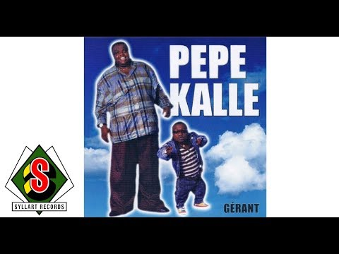 Pépé Kallé - Zonga Aime (audio)