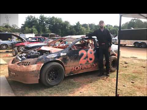 #TeamKMOD 09-17-17 #28 Jay Johnson 2nd Place at Harris Speedway (FWD, 4 Cyl)