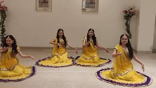 Ghar More Pardesiya Dance Cover   Kalank   Alia Bhatt   Madhuri  Dixit   Nrityanjali Dance Group