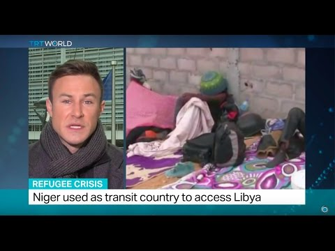 Refugee Crisis: EU to pay Niger to block refugee flow to Europe