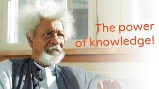 Leymah Gbowee & Wole Soyinka on the power of knowledge