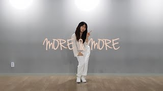 트와이스(twice) - more&more 안무 커버 거울모드(dance cover mirrored mode…