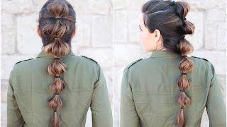 The Bubble Hawk | Cute Girls Hairstyles