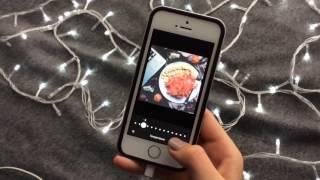 видео vsco обработка фотографий