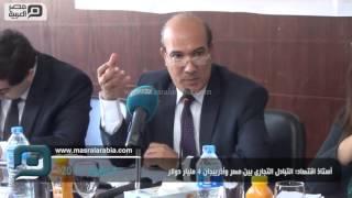 مصر العربية |  أستاذ اقتصاد:التبادل التجارى بين مصر وأذربيجان 4 مليار دولار