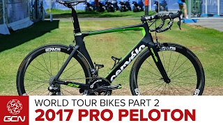 Bikes Of The 2017 Pro Peloton Part 2