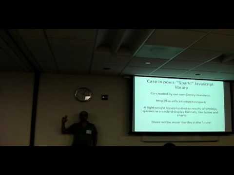 SMWCon DC 2011: The Future of Semantic Wikis (Yaron Koren)