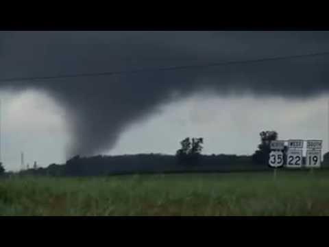 A Tornado view..