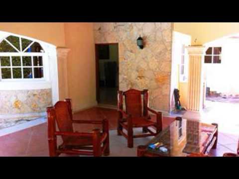Quality Built Sosua Home! Tropical Island Living!