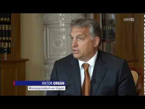 Viktor Orban zum Thema Flüchtlingskrise