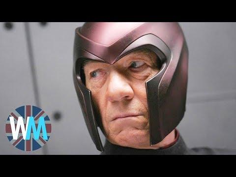 Top 10 Ian McKellen Performances