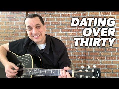 Guitar Jokes - Dating Over 30