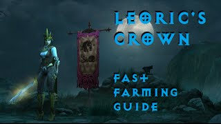 Diablo 3 - Leoric's Crown - Fast Farming Guide for Seasons