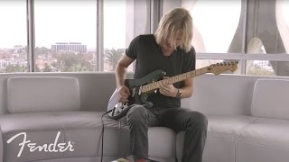 Kenny Wayne Shepherd Introduces the Fender American Professional Stratocaster | Fender
