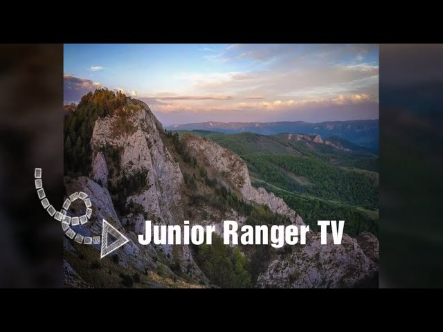 Junior Ranger TV (intro) 2020-01