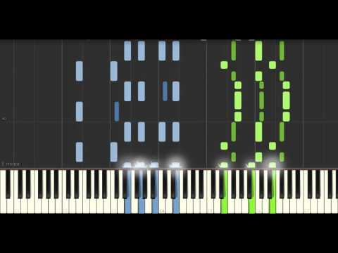James Bond 007 Theme (Piano tutorial)